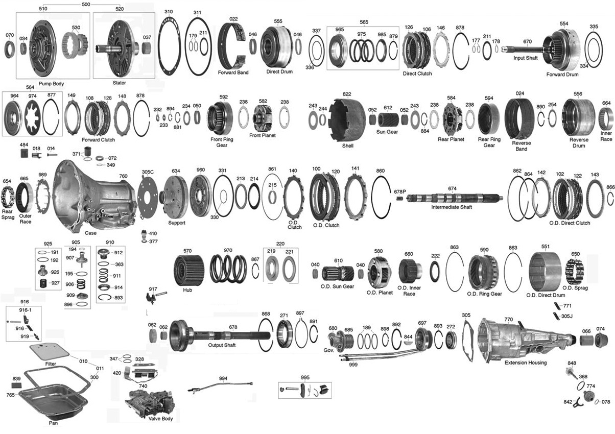 42re Transmission Parts Diagram Great Installation Of Wiring Mizuho Taco Slot Diagrams Trans Online 500 Rh Transpartsonline Com 41te Exploded
