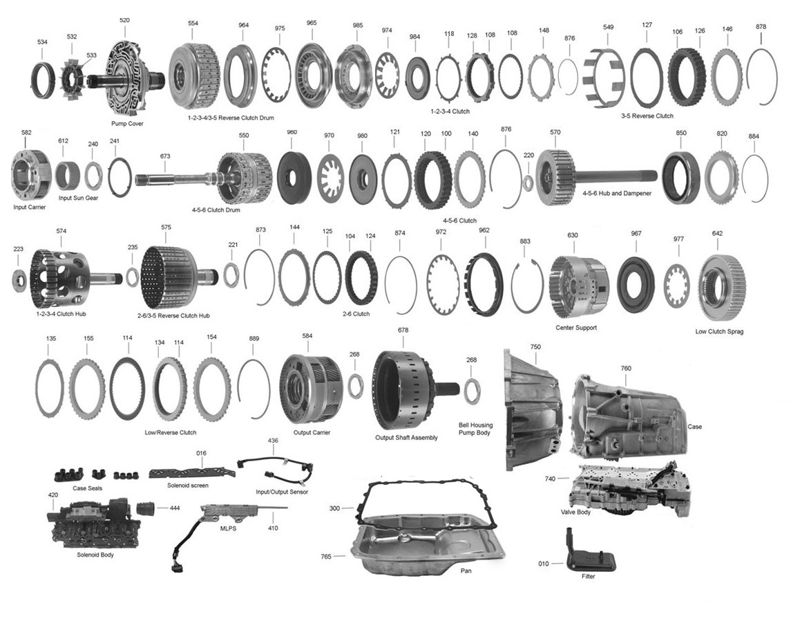 ford parts diagrams online