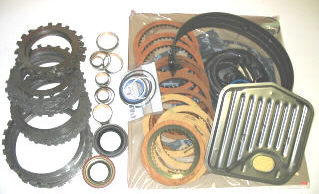 Try These 700r4 Rebuild Kit For Towing {Mahindra Racing}